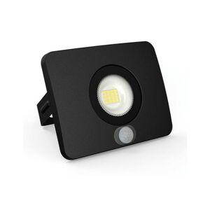 LUMAX LED reflektor 20W SURFI PIR 1400lm SLIM Studená bílá